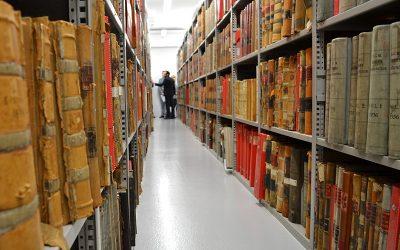 Escrituras de Archivos: Archivos y Creación Artística